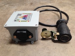 Military Semi Trailer Converter xm381 plugs, sockets, cables and converters